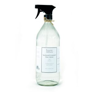 Hardwood and Laminate Floor Cleaner - 32 oz - bare. cleaning ess