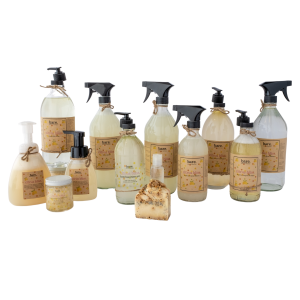 citrus bliss package - clean with bare