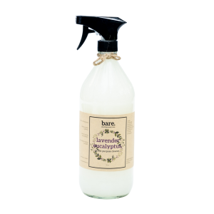 lavender eucalyptus - multi purpose cleaner - 32oz - bare. cleaning essentials - clean with bare